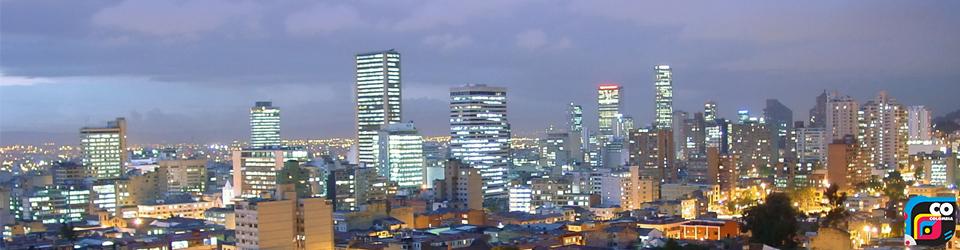 Atardecer Bogotá, Colombia
